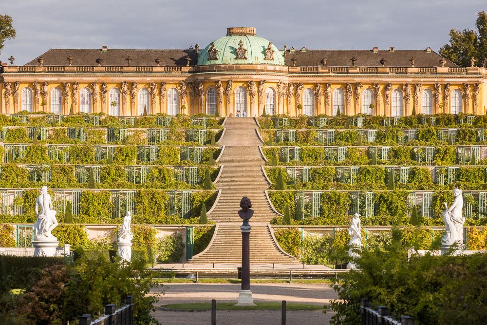 Sanssouci Loic Lagarde Germany Allemagne UNESCO 23