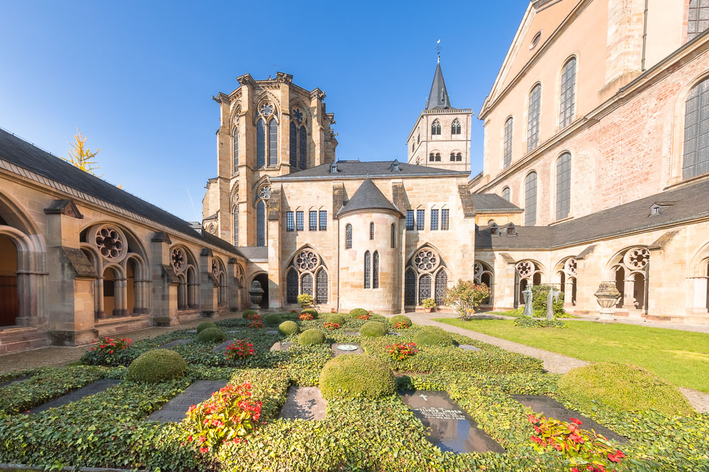 Treves Trier Loic Lagarde Germany Allemagne UNESCO 01