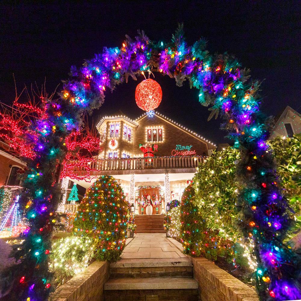 Christmas in New York City - Noel a New York - Brooklyn 01