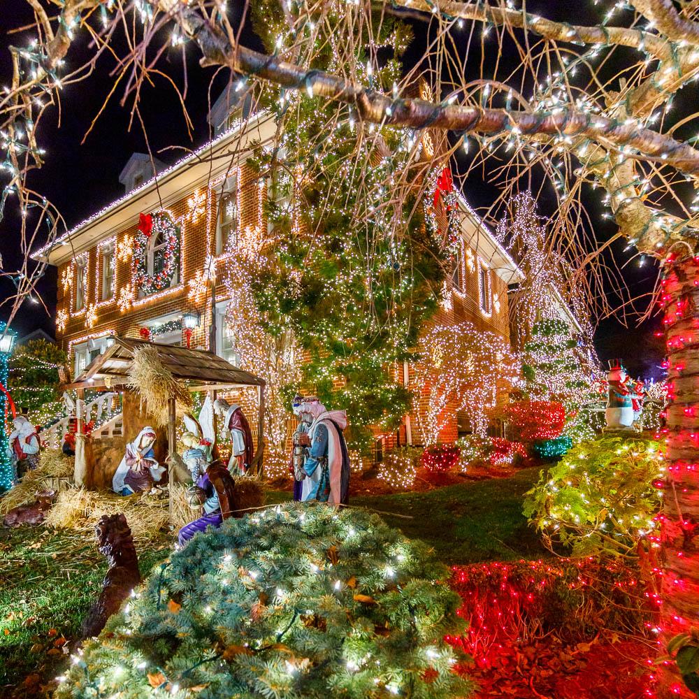 Christmas in New York City - Noel a New York - Brooklyn 03