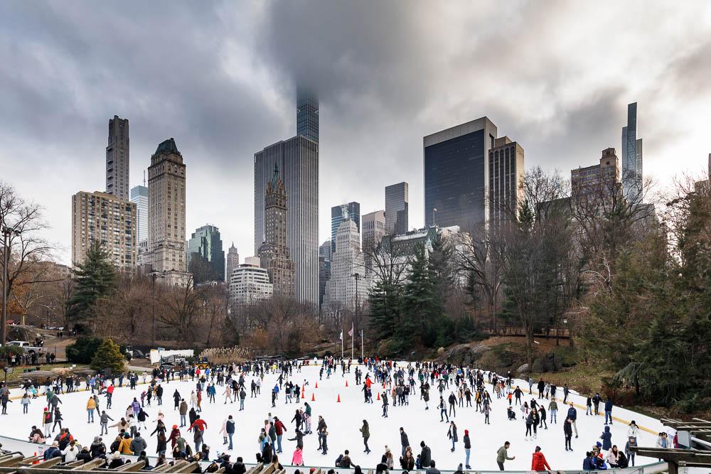 Christmas in New York City - Noel a New York - Central Park 02