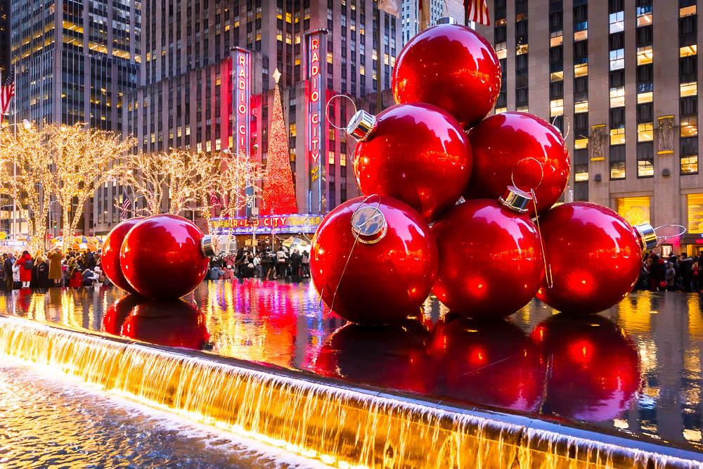 Christmas in New York City - Noel a New York - Radio City 01