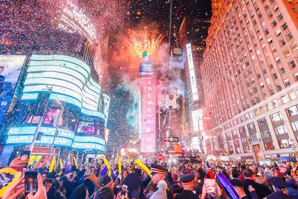 Top 10 photo spots in New-York at Christmas