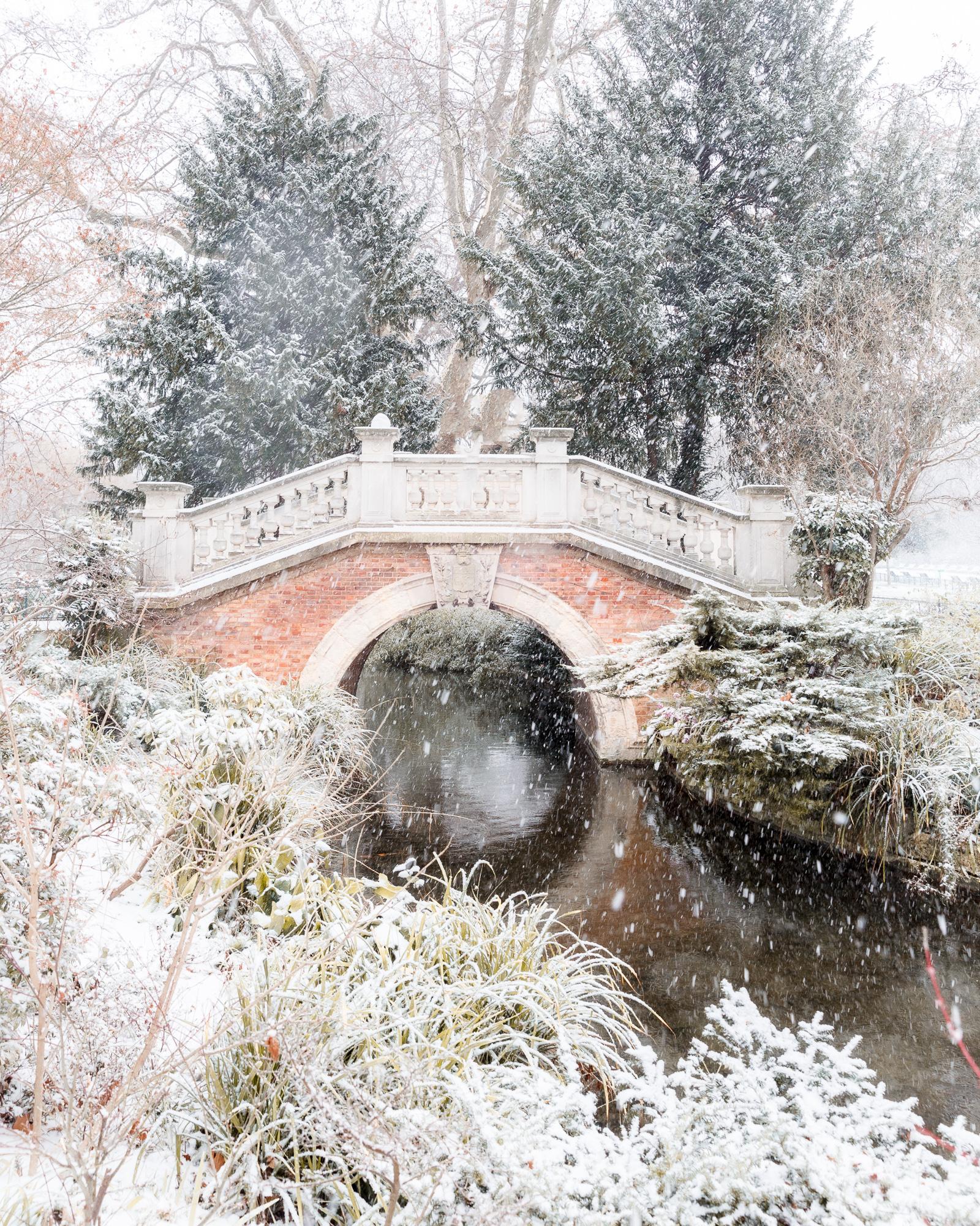 Snow in Paris in winter - Loic Lagarde -13