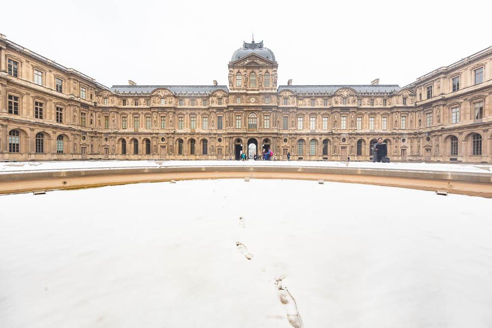 Snow in Paris - Paris sous la neige - Loic Lagarde -1-5