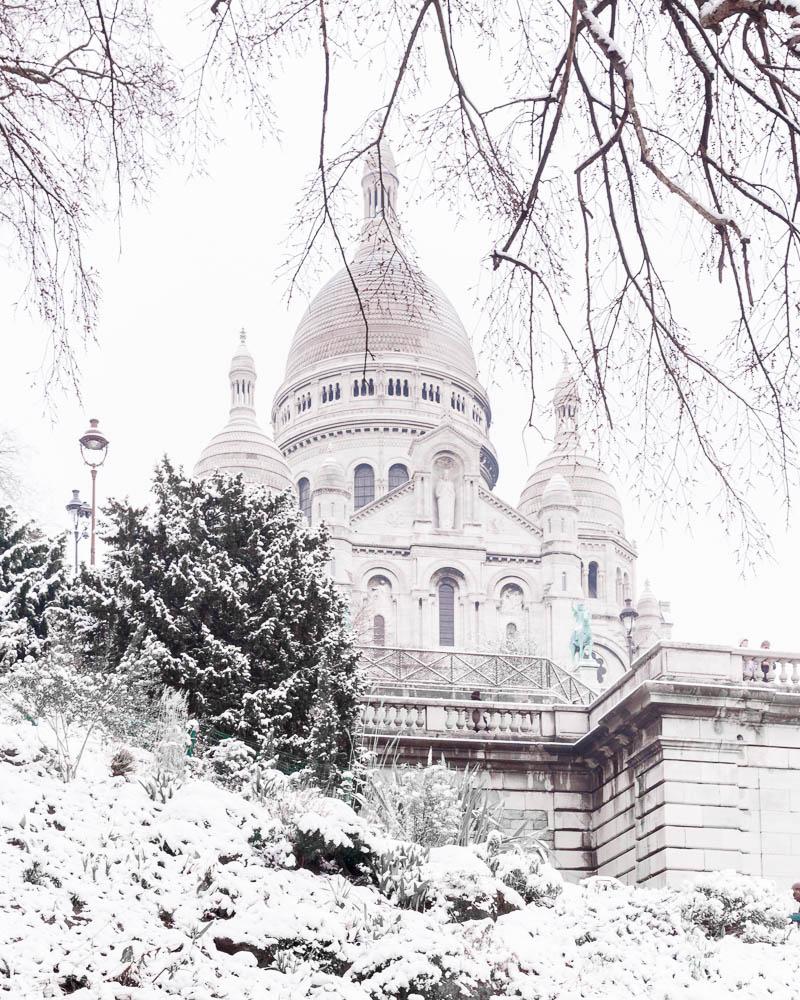 Snow in Paris - Paris sous la neige - Loic Lagarde -14