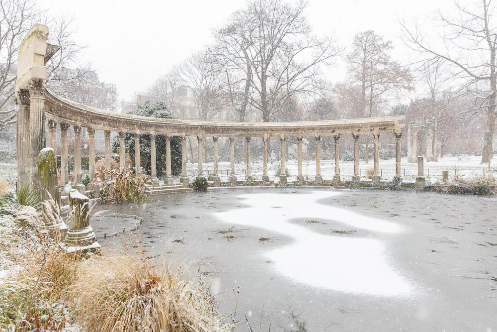 Snow in Paris - Paris sous la neige - Loic Lagarde -19