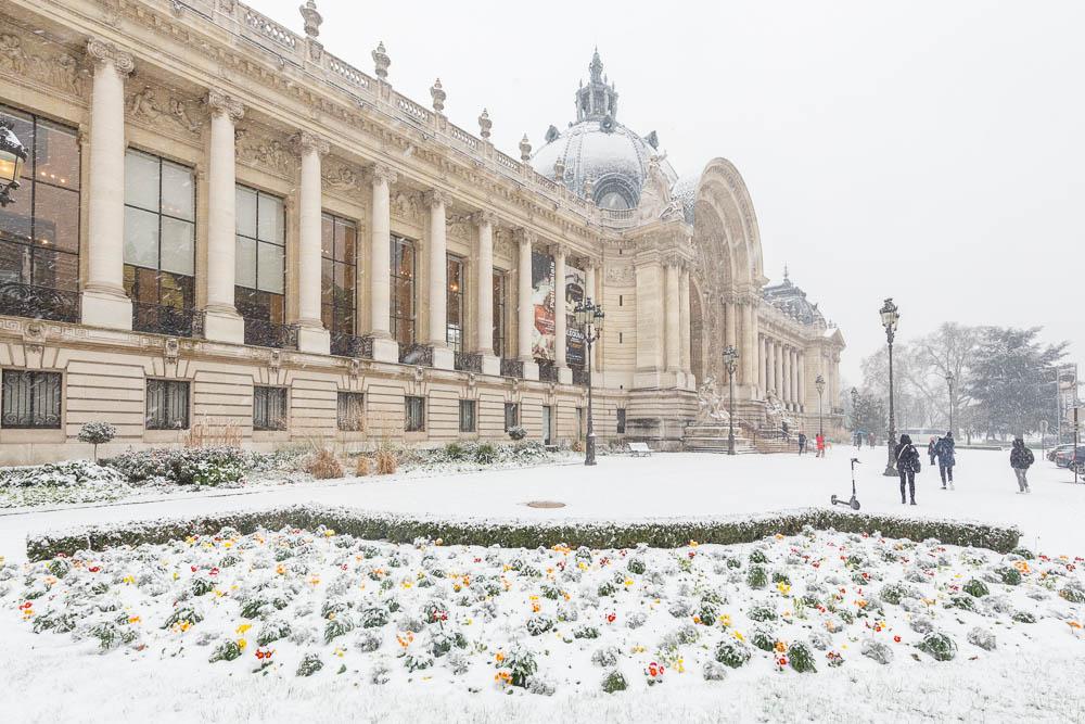 Snow in Paris - Paris sous la neige - Loic Lagarde -24