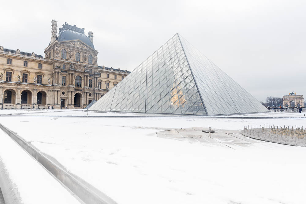 Snow in Paris - Paris sous la neige - Loic Lagarde -3-2