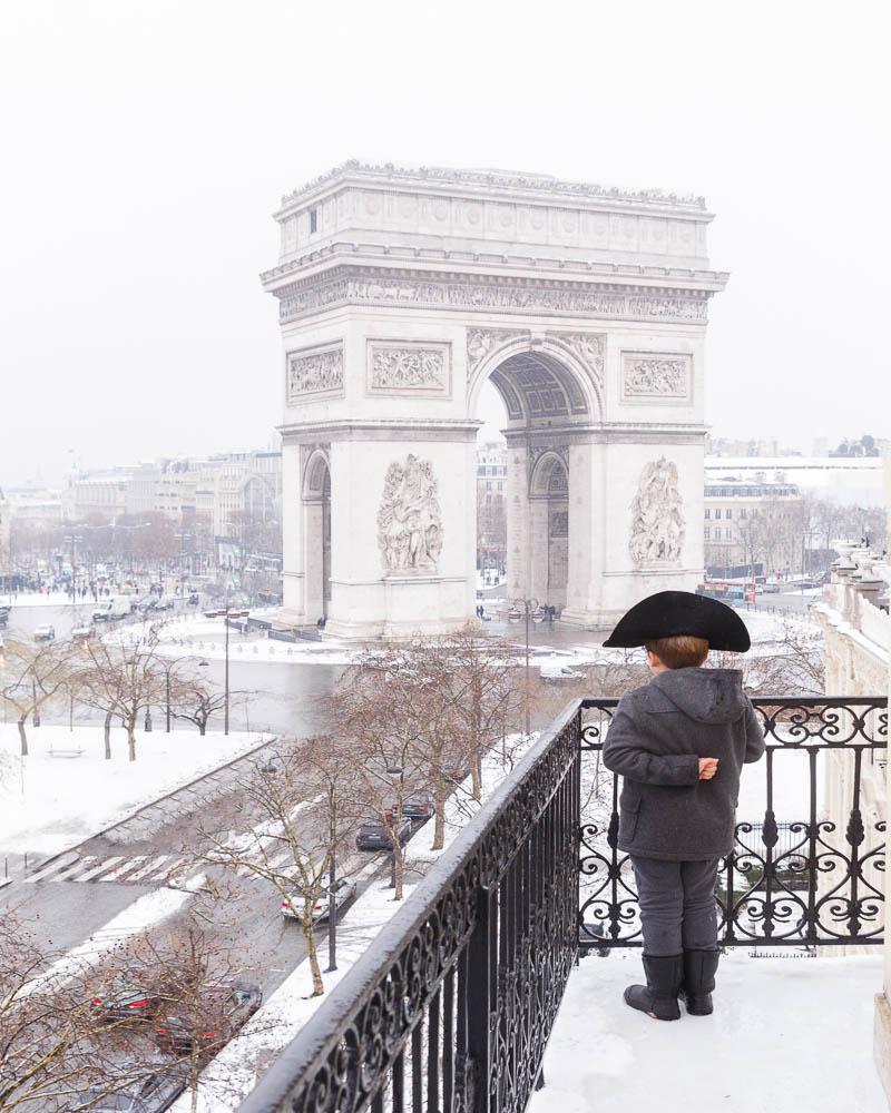 Snow in Paris - Paris sous la neige - Loic Lagarde -37