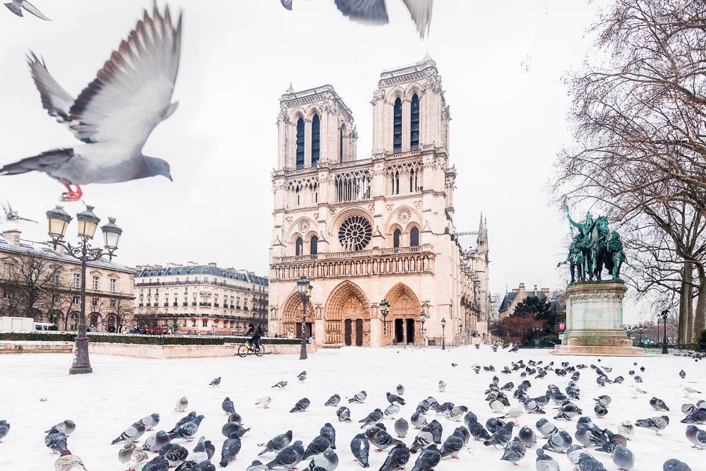 Snow in Paris - Paris sous la neige - Loic Lagarde -40