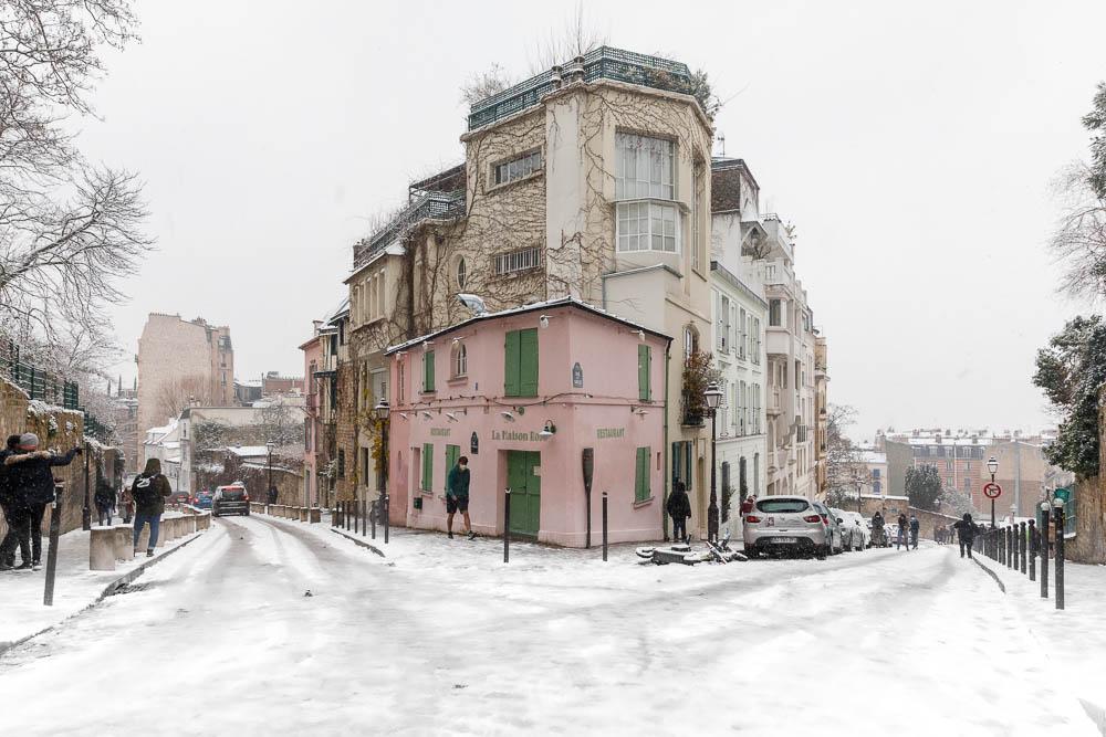 Snow in Paris - Paris sous la neige - Loic Lagarde -58