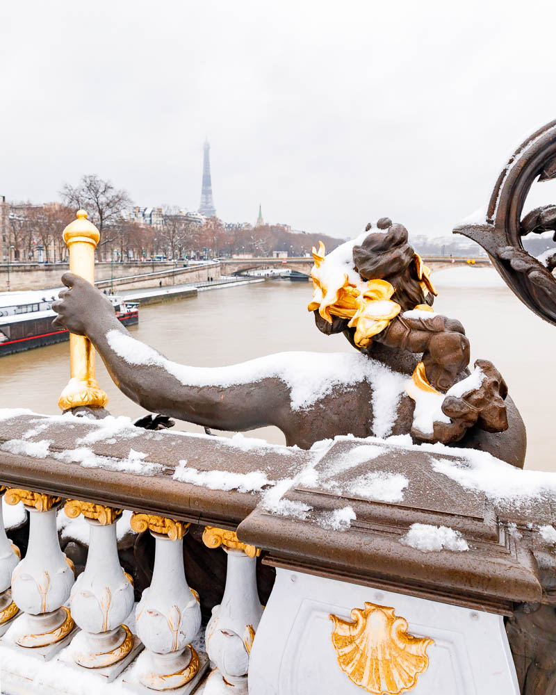 Snow in Paris - Paris sous la neige - Loic Lagarde -68