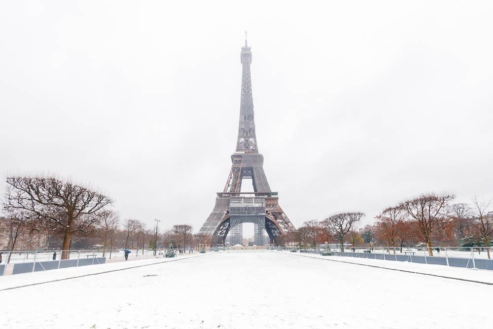 Snow in Paris - Paris sous la neige - Loic Lagarde -72