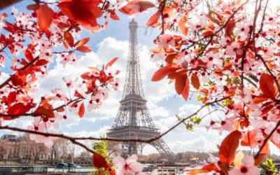 Photographier le printemps à Paris