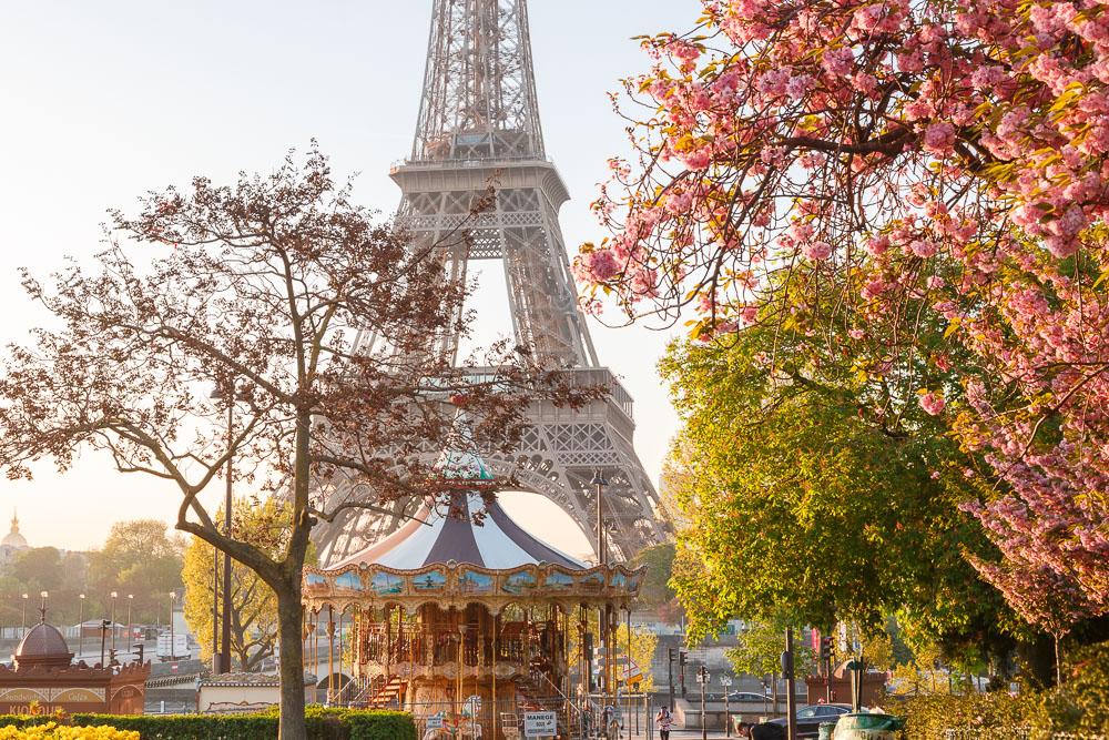 Paris Sping Printemps loic lagarde-8 - Trocadero early mid april